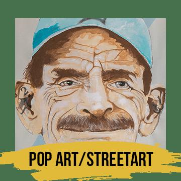 Pop Art Streetart