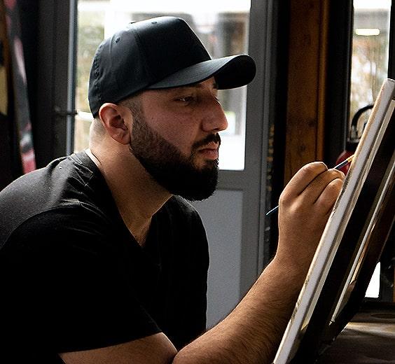 Künstler 7