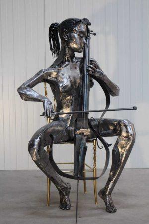 Skulptur für Dubai London, New York, Berlin und weitere Großstädte