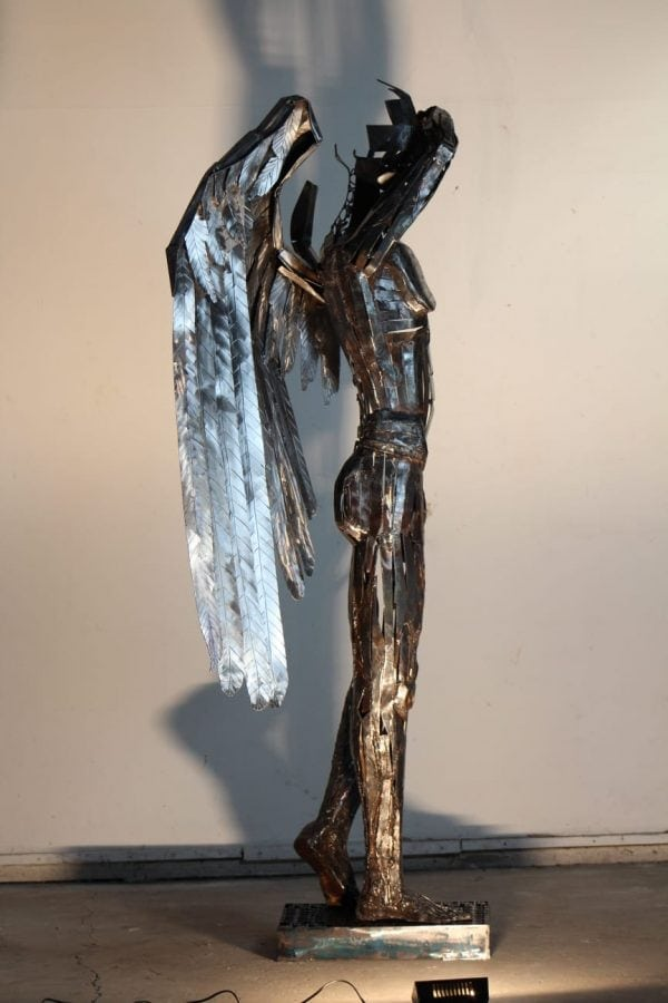 Unglaubliche Skulptur von Illgar Engel